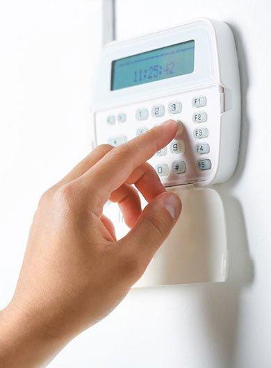 Systèmes d'alarme connectées, installées par un électricien certifiés