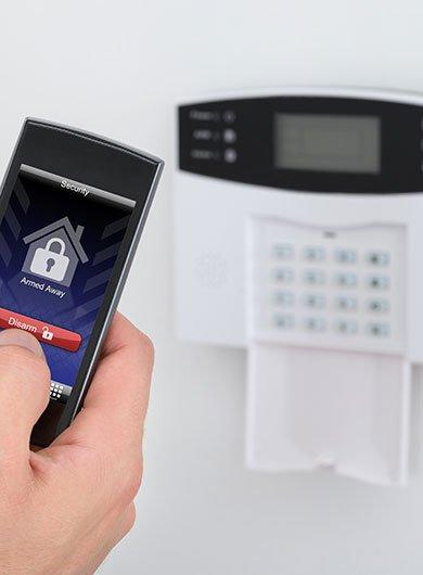 Votre système d'alarme connecté à distance