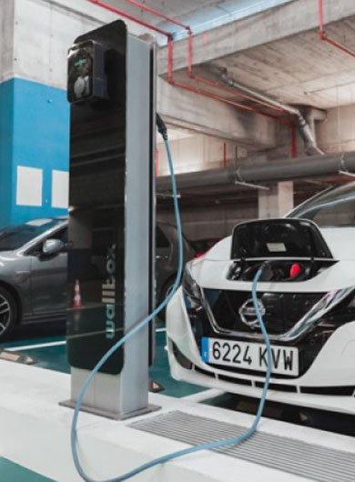 Bornes de recharges pour votre flotte de voitures électriques dans le sur de la France