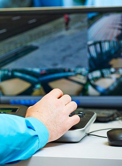 Votre système de vidéo surveillance